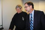 Fr. Rob Carbonneau and Dr. Dale Soden