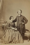 Portrait of James and Maria Taylor