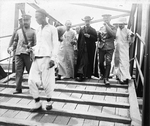Fr. Vincent Lebbe Walking with Chinese Officials