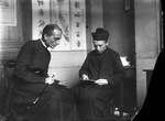 Fr. Anthony Cotta, MM, and Fr. Vincent Lebbe