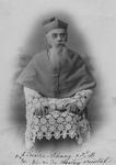 Bishop Césaire Schang, OFM