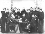 Bishop St. Francesco Fogolla, OFM