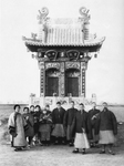 Memorial Monument, 1900 Boxer Martyrs of Shanxi