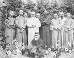 Franciscan Mission to Shanxi, Bishop Fiorentini