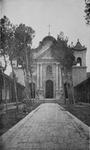 """Episcopal Residence Church at """"Tung-yuan-fang"""""""