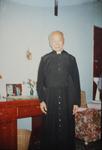 (Bishop) Cardinal Gong Pinmei in Roman Cassock.