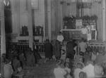Fr. Maynard Murphy Witnessing a Marriage