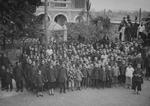 """Group Photo of Catholics at """"Pingnan"""""""