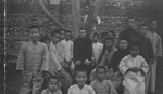 Fr. Smith with Chinese Children