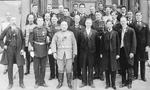 Group Photo with Lu Zhengxiang, Yuan Shikai and Other Diplomats