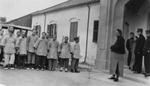 Lu Bohong with Women Prisoners