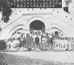 Group Photo at Holy Martyrs Church