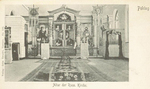 Postcard Image of Beiguan Church, Interior