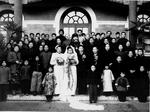 Bishop Victor with Wedding Party at Beiguan