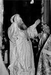 Archbishop Victor during Divine Liturgy