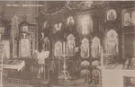 Postcard of the Interior Iconostasis of St. Nicholas Cathedral in Harbin