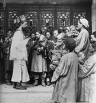 Leone Nani at Baptism