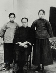 Three Chinese Women Converts
