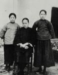 Three Chinese Women Converts