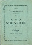 Commencement Program 1897