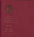 Commencement Program 1999