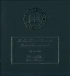 Graduate Commencement Program 2004