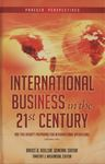 International business in the 21st century by Timothy J. Wilkinson Ph.D.