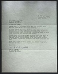Letter to Sonora Dodd from Buck P. Campbell, August 13, 1976 by Buck P. Campbell