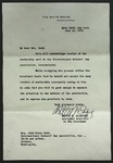 Letter to Sonora Dodd from Marvin H. McIntyre, June 11, 1935