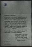 Copy of Official Proclamation by Clarence D. Martin, June 6, 1940