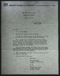 Copies of Letters to the Spokane Chamber of Commerce, June 1957