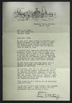 Letter to Sonora Dodd from Leon V. Metcalf, May 6, 1945