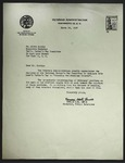 Letter to Alvin Austin from Edward McE. Lewis, March 26, 1946
