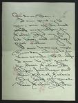Letter to John Bruce Dodd, Jr. from Sonora Dodd, June 5, 1952