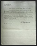 Letter to Sonora Dodd from Effie S. Spry, May 20, 1963