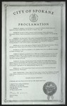 Official Proclamation by Mary B. Verner, June 14, 2010