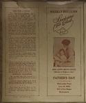 Spokane Ad Club Weekly Bulletin, June 23, 1915