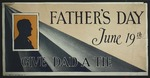 Father's Day Promotional Poster, c. 1935