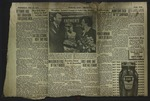 Newspaper Clipping from the Spokane Chronicle, May 26, 1943