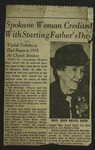 Newspaper Clipping, June 17, 1948