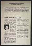 Print of Newspaper Article, c. 1971