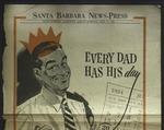 Newspaper Clipping from Santa Barbara News-Press, June 13, 1954