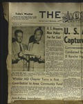 Newspaper Clipping from the Whittier News, June 18, 1954