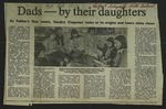 Newspaper Clipping from the Belfast Telegraph, c. 1976