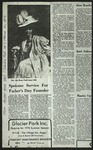 Photocopy of Newspaper Clipping, originally published March 30, 1978