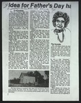 Photocopy of Newspaper Clipping, c. 1984