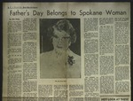 Newspaper Clipping from the Seattle Post-Intelligencer, June 10, 1966