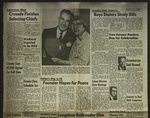 Newspaper Clipping from Spokane Daily Chronicle, June 15, 1968