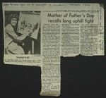 Newspaper Clipping from the Palo Alto Times, June 17, 1972
