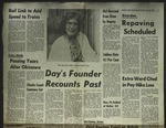 Newspaper Clipping from Spokane Daily Chronicle, June 16, 1973